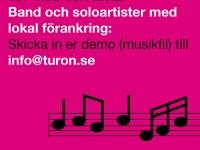 Anmäl ditt band till Norrköpingstoppen!
