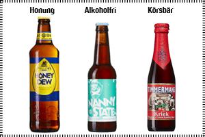 Dryckesprovning i avsnitt #3 – spännande och annorlunda smaker