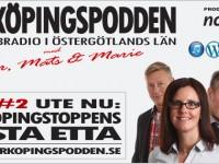 Norrköpingspodden #2: Norrköpingstoppens första 1:a