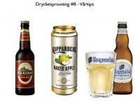 Dryckesprovning #8 – tips inför utomhus- och grillsäsongsstarten