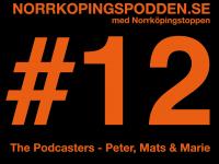 Norrkopingspodden #12 – med Norrköpingstoppen